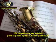 Pausa en la Musica